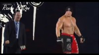布洛克回归如同猛兽出笼 看他来WWE征服了多少巨星传奇 洛克 塞纳 送葬者 兰迪
