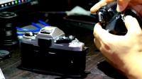 尼康 NIKON FG FE 胶片 相机 对比 使用说明 教学 摄影 ----东华摄影器材