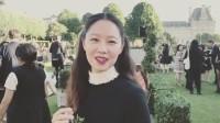 [孔晓振吧]巴黎时装周Dior 17-18高级定制系列时装秀采访02