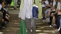 Balenciaga巴黎时装周,父与子的时装故事