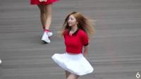 广场舞教学舞蹈表演-时代广场#DancingWithTheCity主