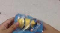 【晓园解说】麦当劳套餐赠送玩具小黄人手机底座视频