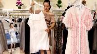 女装服饰批发170705新款时尚连衣裙混批5件起满20件快递包邮