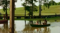 沼泽狂鲨 男女小船上调情 突遭扑翻双双丧命
