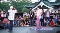 GREEN TECK vs KITE Best8_02 _ SAMURAI WORLD FINAL _ Red Bull BC One Camp Japan