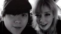 張羽希和金泰均-韓國組合『Forever love』為新歌宣傳短片1