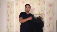 汉派大码 丁诗兰17年秋装 杭州品牌女装看货视频