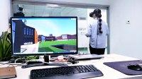 泰豪VR可视化园区展示平台案例