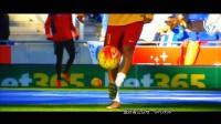 【滚球国际足球频道】内马尔Freestyle+杂耍 疯狂训练秀 热身