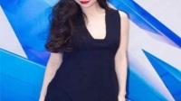 章泽天和baby都是时尚妈妈,同穿黑色裙子谁好看?