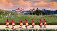 会声会影制作(裙子变色)案例--花儿广场舞--《为你等待》