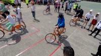 嘉兴市直机关公安自行车慢骑第一名