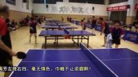 上海港老年乒乓球活动纪实