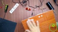 常见材料,在家轻松制作DIY玩家必备小型台锯砂轮机一体机!