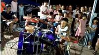 架子鼓表演《着魔》――茌平方克现代音乐  张家祺