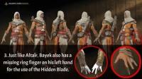 【游侠网】《刺客信条:起源》中十个有趣的小细节