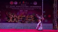 2017第十一届中国钢管舞锦标赛肚皮舞组季军 邹文学员-屠纯芳