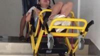 电动爬楼梯车 电动爬楼梯轮椅 速度可调节 200W电机 安全稳定