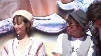 """张丹峰首次出演科幻网剧《百慕迷踪》 自曝沙漠戏份半天被晒出""""色差"""" 170710"""