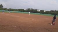 日本武士队vs台湾棒球联队(1)