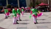 美女热舞常乐镇文化站广场舞-情暖一家 - 舞蹈视频-车载DJ