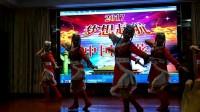 六人变队形藏舞《迎酒欢歌》--湖北省老河口市慧美快乐舞步艺术团