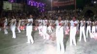 美女热舞爱我中华 平陆县广场舞表演赛 - 舞蹈视频-美女热舞