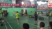 2017极限杯80岁羽毛球混双冠亚军争夺赛(四川邻水站7.2)