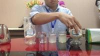 双木林硅藻泥 强弱碱实验