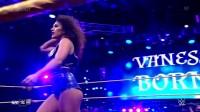 WWE NXT 2017.07.12 Vanessa Borne vs. Jayme Hachey