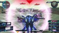 PS4 高达VS GVS 高达VERSUS 对战 FAZZ+老虎 FAZZ视角