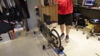 自制模拟公路自行车机械台,测量出最适合你骑行的数据!