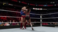 【非R爱好慎入】WWE2K17 女超人 02 Ryona