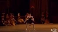 马林斯基剧院芭蕾舞团天鹅湖三幕黑天鹅双人舞快板-Ulyana Lopatkina