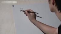 素描入门素描入门图片_敲门砖素描_学画画人物素描入门