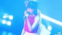 韩国美女IU李智恩现场, 歌曲你和我!