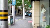 日本人漫步中国上海茂名路