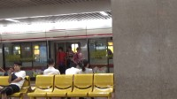 Sheep拍摄上海地铁1号线 上海火车站[5]