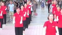康姿百德第六套健身操 如皋老年人文化体育协会安定广场快乐操队