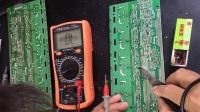 夏普46寸液晶电视机维修