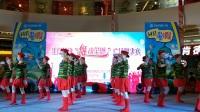 """江门邮政""""舞动全城""""广场舞决赛二等奖横江舞蹈队表演《走向复兴》"""