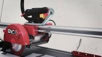 西班牙瑞比DV200-850电动瓷砖切割机演示视频
