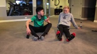 TICKLE CHALLENGE WITH PUNISHMENTS - YouTube