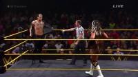 WWE巴伦科尔宾NXT首秀