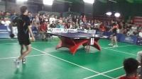 菏泽市首届新华杯乒乓球精英赛 四进二   单县大名城---新华书店二队