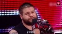 WWE塞纳打架前用中国话对骂, 十级中文也是666