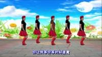 子青广场舞《今夜的你又在和谁约会》16步水兵舞风格附教学