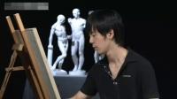 杭州色彩教学视频素描培训班多少钱_油画静物图片_石膏素描教学视频结构素描教程