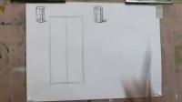 零基础学素描人物速写临摹图片_素描静物_学习画画怎样学素描