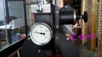 2-咖啡豆烘焙机维修后测试-logo成都咖啡豆烘焙机维修